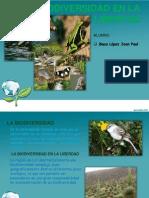 Biodiversidad en La Libertad