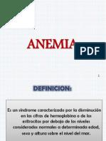 Anemia - Ehp