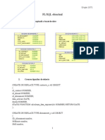 Proiect Oracle Obiectual