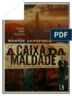 A Caixa Da Maldade - Martin Langfield