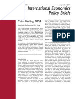 China Bashing 2004