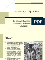 Raza Etnia y Migraci n