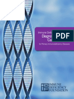 IDF Diagnostic Clinical Care Guidelines for Primary Immunodeficiency Diseases 2nd Edition