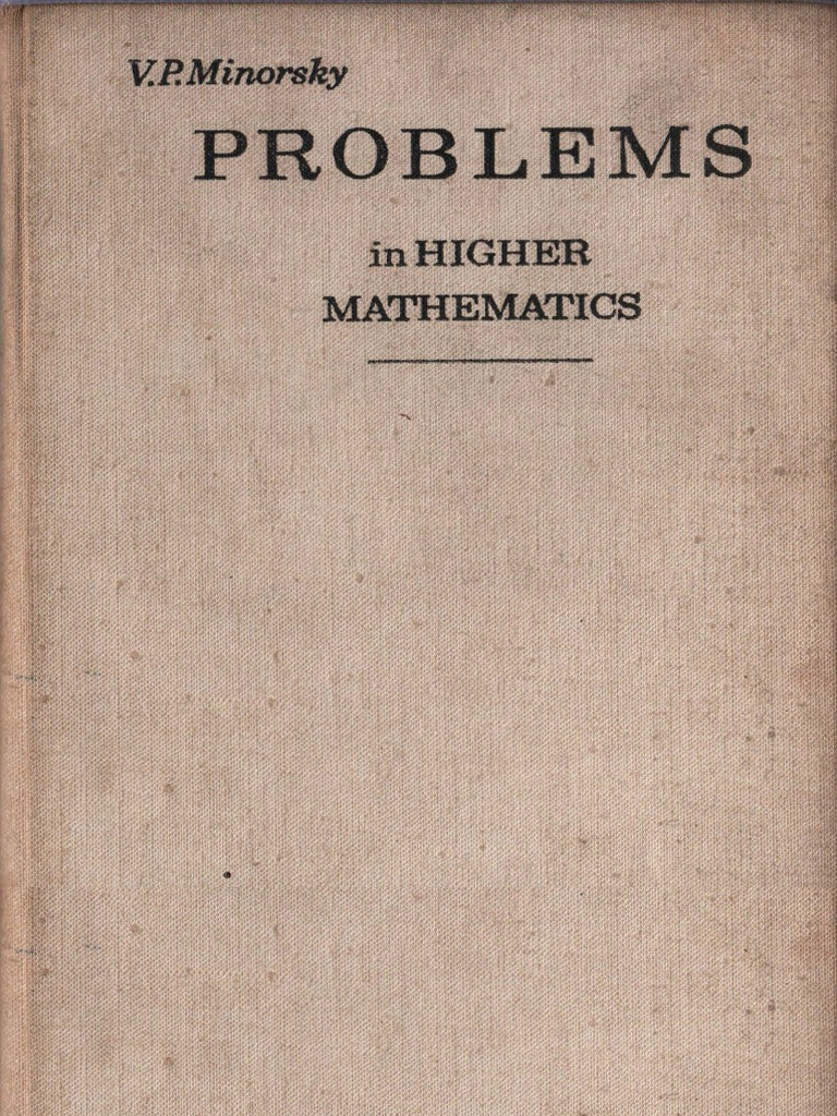 Mir Minorsky V P Problems In Higher Mathematics 1975 Channel Vision Universal Printed Circuit Board Mounting Plate C1327 Ellipse Line Geometry