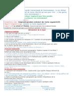 Comprehension de l'Ecrit P1 S1 4AM_2013_2014