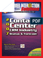 CIS Magazine Vol. 25, number 8, January 2007