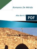 Puentes Romanos De Mérida