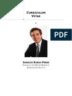 CV Ignacio Rubio