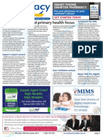 Pharmacy Daily for Thu 28 Nov 2013 - Guild primary health focus, Clozapine claiming online, Aspen\'s export award, SHPA strategic plan and much more