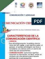 UNIDAD I. COMUNICACIÓN CIENTIFICA.pptx