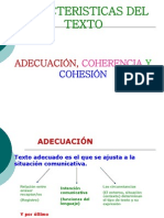 CARACTERISTICAS DEL TEXTO. UNIDAD II.ppt