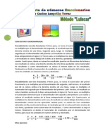 SUMA Y RESTA DE FRACCIONARIOS combinados 01.pdf