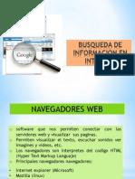 Busqueda de Informacion en Internet