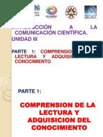 UNIDAD III.   BASES DE LA LECTURA.pptx