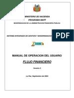 CST FLU03 Flujo Financiero