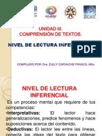 UNIDAD III. lectura Inferencial.pptx