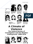 A Climate of Violence