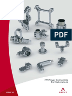 AREVA - HV Connectors Catalogue
