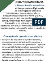 Meteorologia y Oceanografia Per