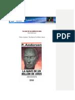 Anderson, Poul - La Nave de Nn Millon[1]