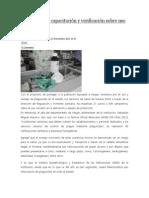 12/11/13 newsoaxaca Mantiene SSO capacitación y verificación sobre uso de plaguicidas