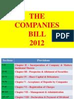 4. Companies Bill 2012
