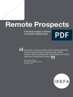 Remote Prospects