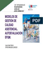 2.- Modelos de Gestion de Calidad