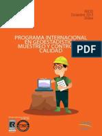 Geocal Online 2013 i Lima-2