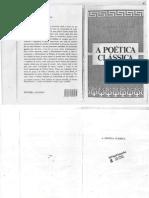 Aristoteles, Horacio, Longino. Poética Clássicapdf