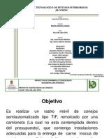 Presentacion Del Rastro