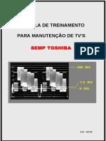 TREINAMENTO  - MANUTENÇÃO TV SEMP TOSHIBA U17
