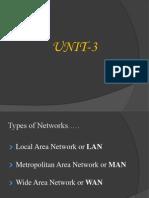 DCN Unit 3 Ppt