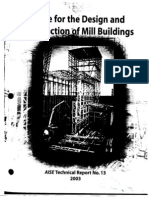 AISE Technical Report N° 13_2003 Guide for the Design and Construction of Mill Buildings