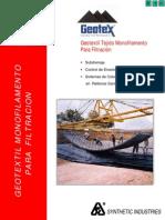 Catalogo Gtx Tejido Monofilamento