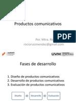 Productos comunicativos