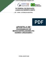 Apostila Microcontroladores PIC - Programando Em C No Ccs - CEFET
