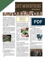 Aim Right Winter 2013 Newsletter