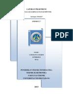 Laporan Praktikum Jaringan Nirkabel 1107008 - Lukmanul Hakim