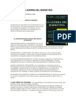 37069906 La Guerra Del Marketing Al Ries y Jack Trout