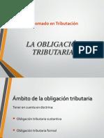 Derecho Tributario Clasificacion de Los Tributos Nata