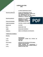 Curriculum Vitae Alf[1][1]