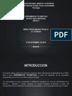 Trabajo Final Herramientas Telematicas Grupo 5