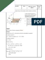MTE119 - Solution Quiz 2