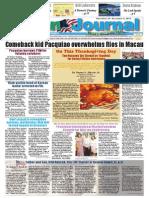 Asian Journal November 29, 2013 Edition