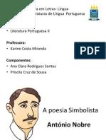 António Nobre slides