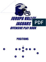 Jarupa Valley Wing T Offense