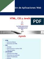 Lab01.1 HTML CSS JavaScript
