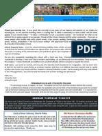 Newsletter 28.11.13