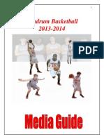 Media Guide 2013-2014